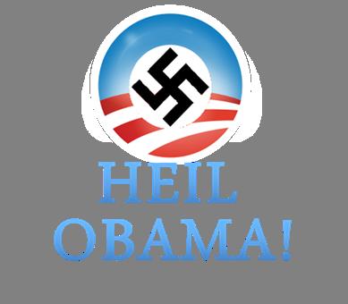 Heil Obama!